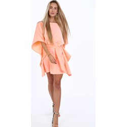65b9aeb3b8 Sukienka Fasardi z tkaniny oversize