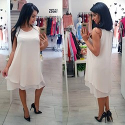 Sukienka ITALY  Tajus Tajus - butik odzieżowy - kod rabatowy