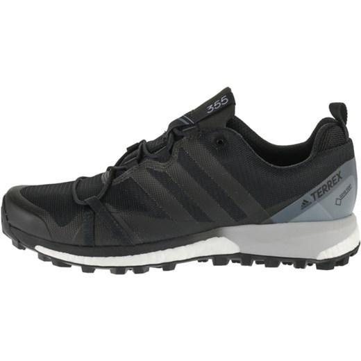 51f67f2bb Czarne buty zimowe męskie Adidas sportowe na zimę w Domodi