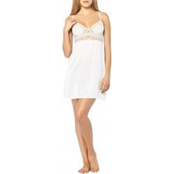 697bb5992438eb Koszula nocna biała Triumph elegancka