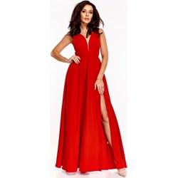 fa8ce1314e Sukienka Mally na karnawał na bal bez wzorów maxi