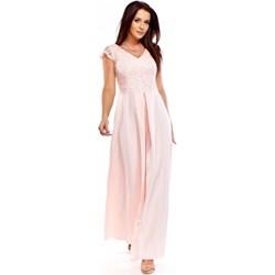 75c3c4c628 Sukienka Vegas maxi elegancka oversize na karnawał
