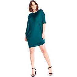 36e969d50d Sukienka Bomo Moda asymetryczna