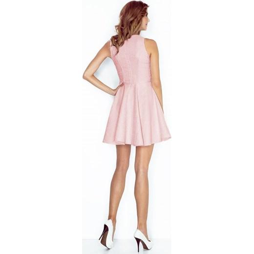 dd0ec4d4d9 ... Sukienka Morimia rozkloszowana z dekoltem w serek  Sukienka Morimia  rozkloszowana bez rękawów ...