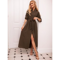 361a164300 Sukienka Selfieroom bez wzorów