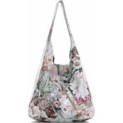 c9521a82c03a95 Shopper bag Vittoria Gotti bez dodatków duża na wakacje