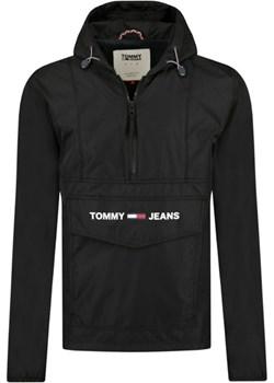 KURTKA NYLON SHELL SOLI Tommy Jeans  splendear.com - kod rabatowy