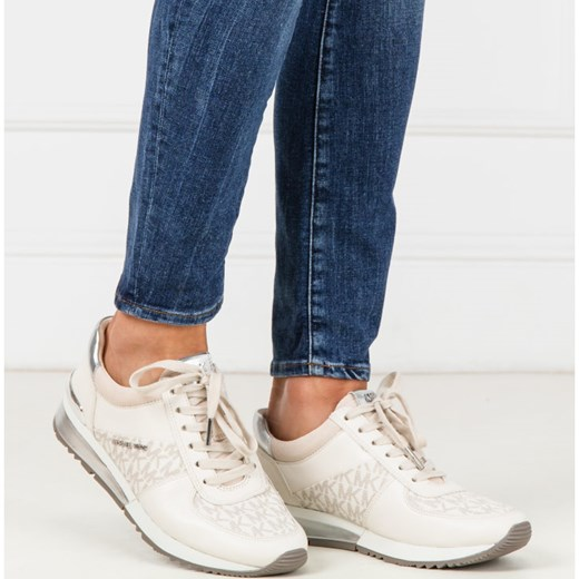 a17e2614d0229 ... Buty sportowe damskie Michael Kors sneakersy młodzieżowe skórzane ...