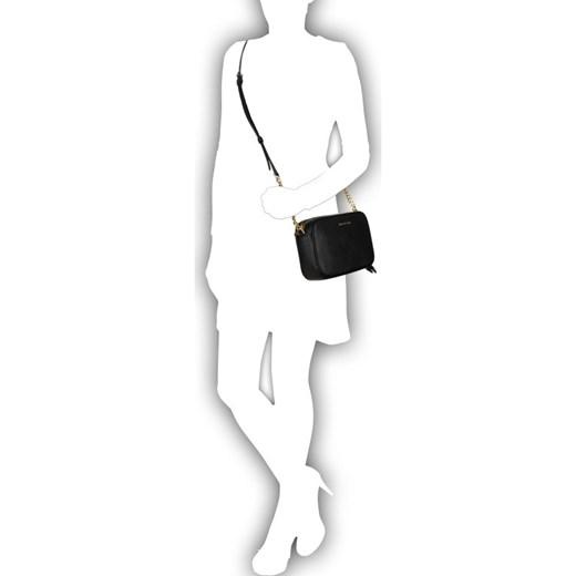 6171fd0ab51be ... Listonoszka Michael Kors średniej wielkości elegancka matowa na ramię  ...
