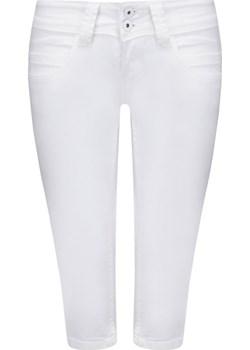 Pepe Jeans London Szorty Venus Crop | Slim Fit | low rise Pepe Jeans  promocja Gomez Fashion Store  - kod rabatowy