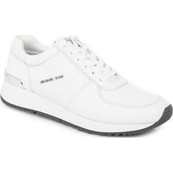 59c354dab17ee Buty sportowe damskie Michael Kors sneakersy młodzieżowe ze skóry  ekologicznej