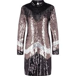 e27673eb98 Sukienka Just Cavalli z długim rękawem prosta