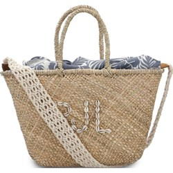 d75efedeaf0a6 Shopper bag Pepe Jeans na ramię brązowa bez dodatków