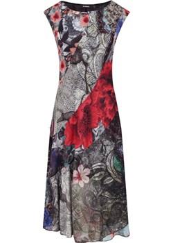 Desigual Sukienka karuka  Desigual Gomez Fashion Store - kod rabatowy