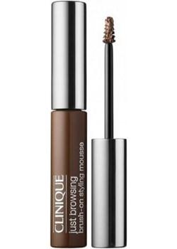 Clinique Just Browsing Brush-On Styling Mousse koloryzowany żel do makijażu brwi 03 Deep Brown 2ml  Clinique okazyjna cena Horex.pl  - kod rabatowy
