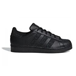 cf017dd3 Trampki męskie Adidas superstar wiązane skórzane na wiosnę