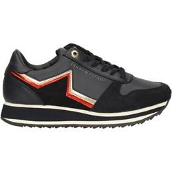 880bf5e669a20 Sneakersy damskie Tommy Hilfiger sznurowane na wiosnę na platformie
