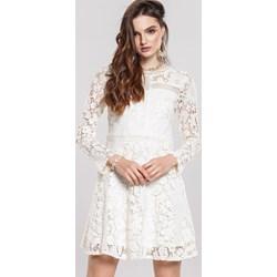 a95dbbb581 Sukienka Renee biała mini