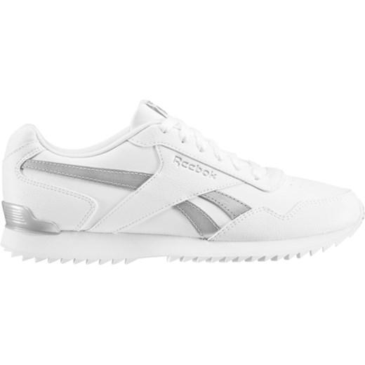 Buty sportowe damskie białe Reebok do biegania royal eleganckie bez wzorów1