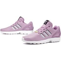 ccad540f Buty sportowe damskie Adidas zx płaskie na wiosnę gładkie sznurowane