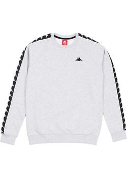 Bluza Kappa Elia Sweatshirt Grey Melange (305082-18M)  Kappa StreetSupply - kod rabatowy