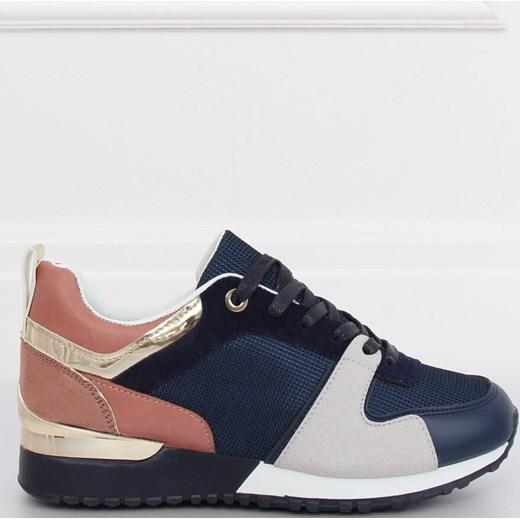 Buty sportowe damskie Adidas nmd sznurowane gładkie płaskie
