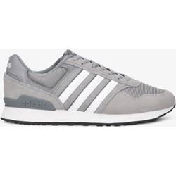 b4f7f3fb Buty sportowe damskie Adidas na płaskiej podeszwie