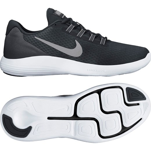 buty do biegania nike męskie czarne lunarlong