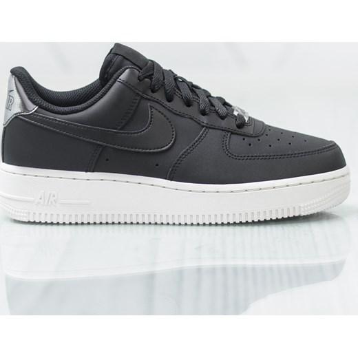 Nike buty sportowe damskie sneakersy air force gładkie