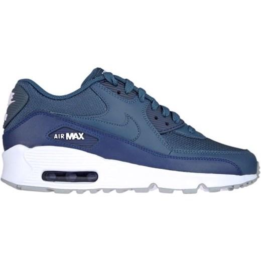 sneakersy młodzieżowe Nike Air Max Raito NIKE czarne Buty