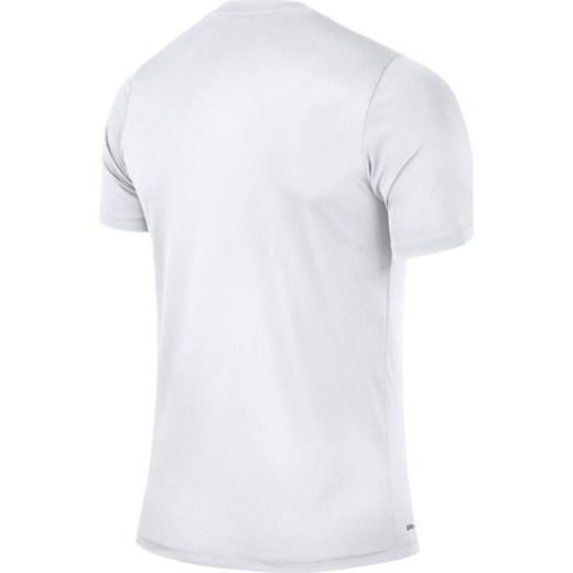 najlepszy T shirt chłopięce Nike Team z krótkim rękawem