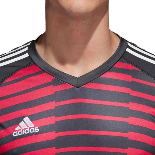 dobry Bluza sportowa Adidas Teamwear z poliestru Odzież