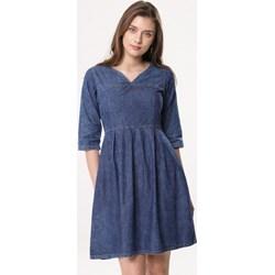 c855d5c70c Sukienka Born2be z długim rękawem