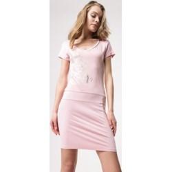 b65f29365f Sukienka Born2be na co dzień ołówkowa