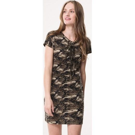 24102c2148 Sukienka Born2be mini w Domodi