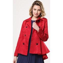 84219031e0 Czerwone płaszcze damskie
