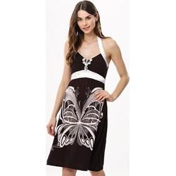 c7587f1dee Sukienki zalando na plażę na ramiączkach trapezowe