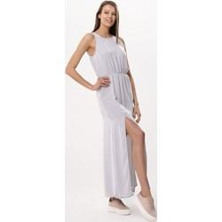 388234f8b5 Sukienka Born2be na karnawał z okrągłym dekoltem bez rękawów maxi