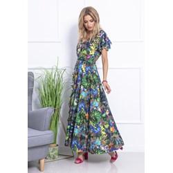 791acd3715 Sukienka Fobya na spacer w stylu boho