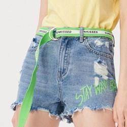 09e9b70071 Szorty Sinsay jeansowe w miejskim stylu