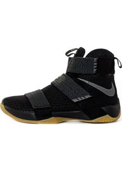 Buty do koszykówki Nike LeBron Soldier 10 Black / Gum  (844378-009)  Nike matshop.pl - kod rabatowy