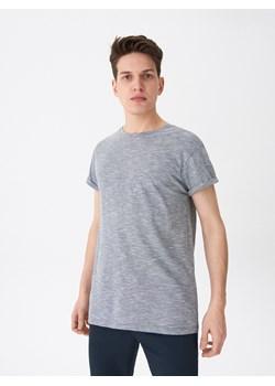 House - T-shirt basic - Granatowy  House  - kod rabatowy