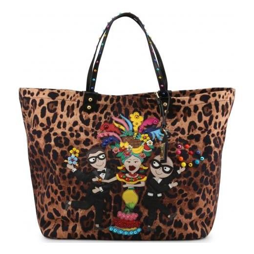 8b6b836955e73 Shopper bag Dolce & Gabbana w Domodi