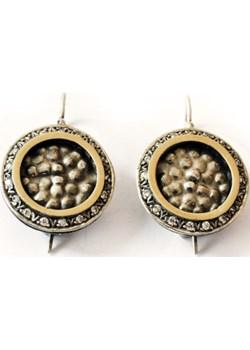 Przepiękne kolczyki ze złota i srebra  Astorga Luxuryproducts.pl - kod rabatowy