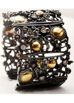 Ekskluzywna bransoletka ażurowa z wyjątkowymi zdobieniami - Astorga Astorga  Luxuryproducts.pl - kod rabatowy