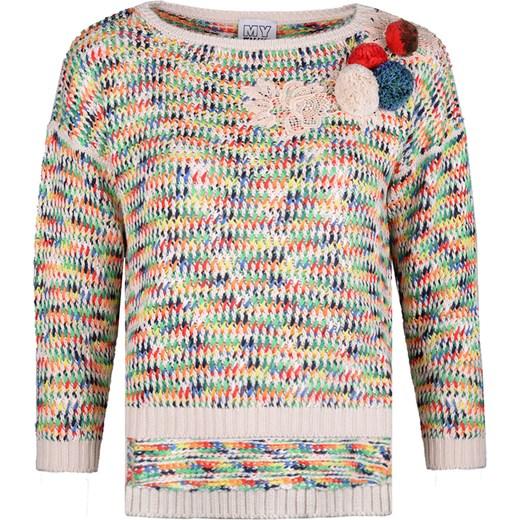 Sweter damski Twin set z dzianiny w Domodi