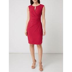 c2be124229 Sukienka Lauren Ralph czerwona