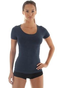 Koszulka damska z krótkim rękawem Comfort Wool Brubeck  SS11020  Brubeck bieliznatermoaktywna.com.pl - kod rabatowy