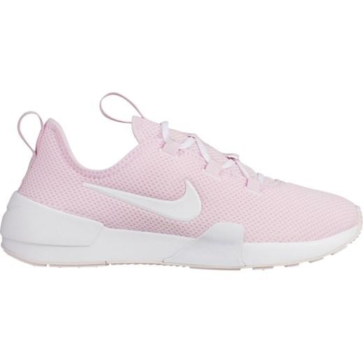 Nike buty sportowe damskie dla biegaczy rÓżowe sznurowane