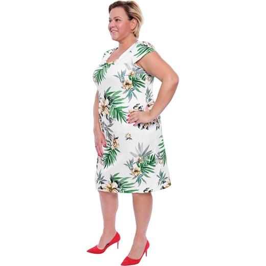 7b4eb51ba5 Sukienka na spacer casual  Sukienka na spacer bez rękawów z poliestru  ołówkowa ...